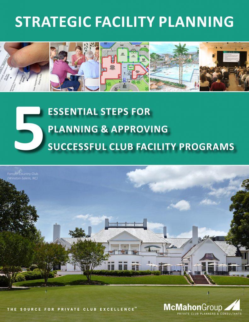5 Steps Strategic Facility Planning