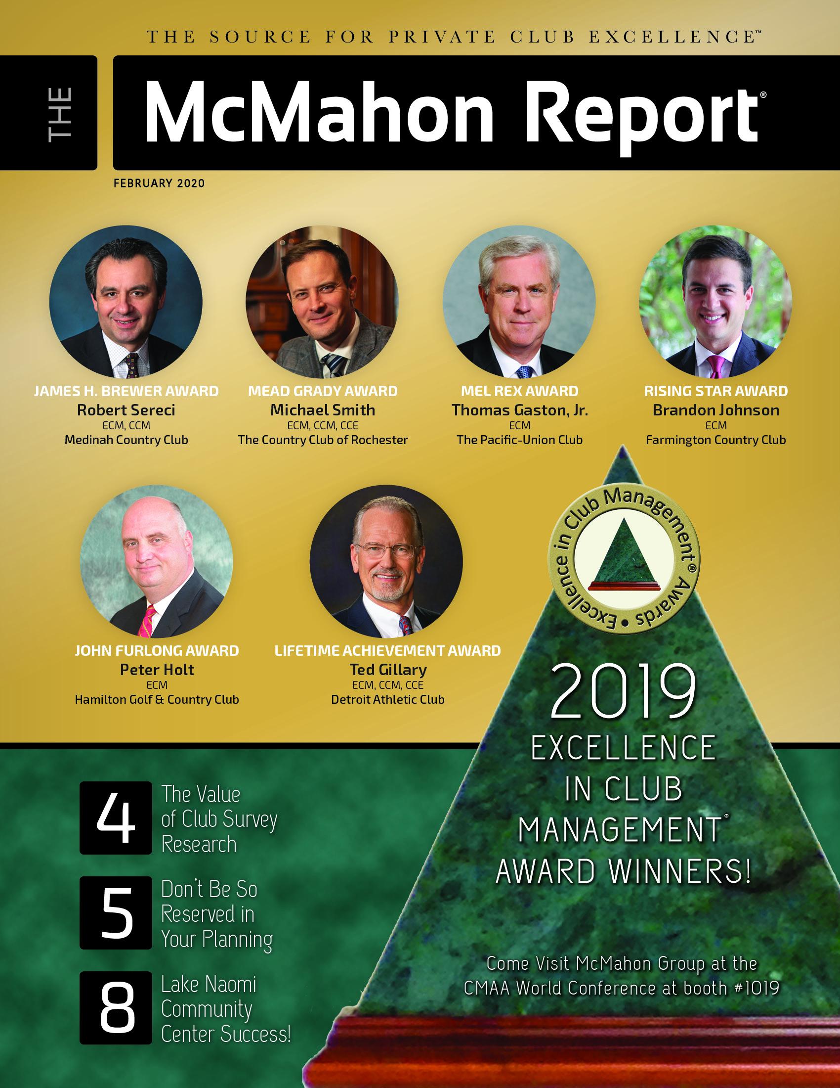 McMahon Report February 2020