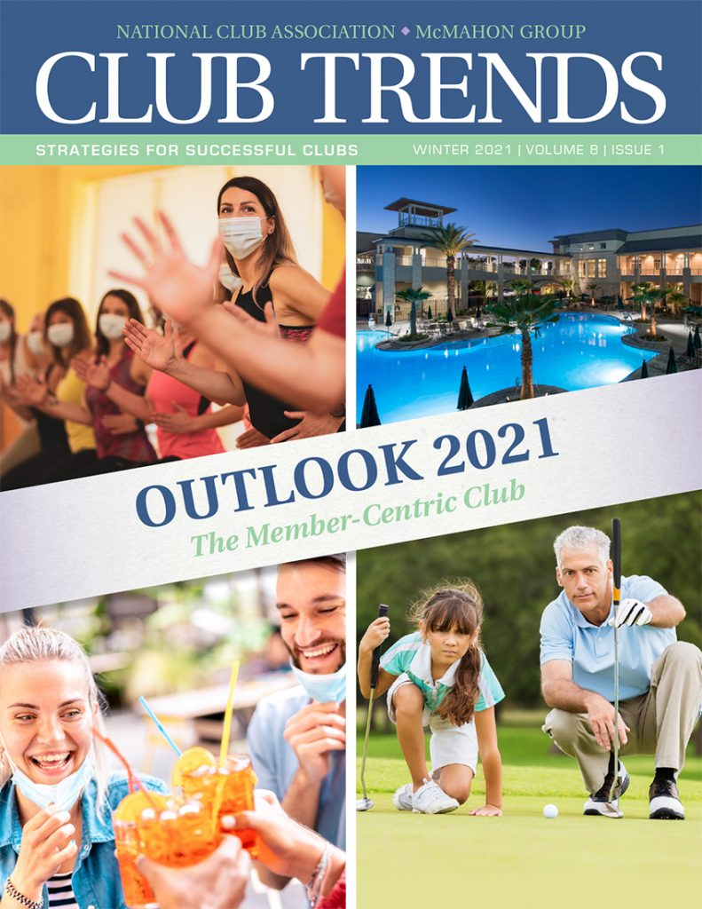 Club Trends Cover - Winter 2021