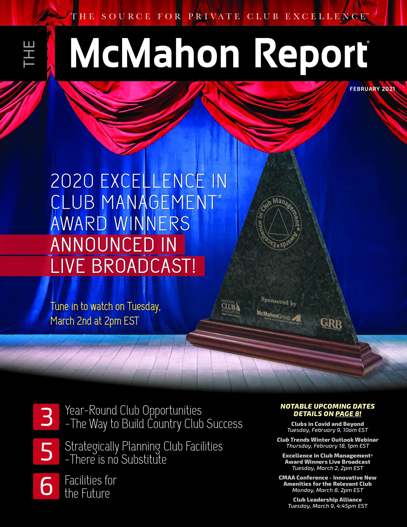 McMahon Report February 2021