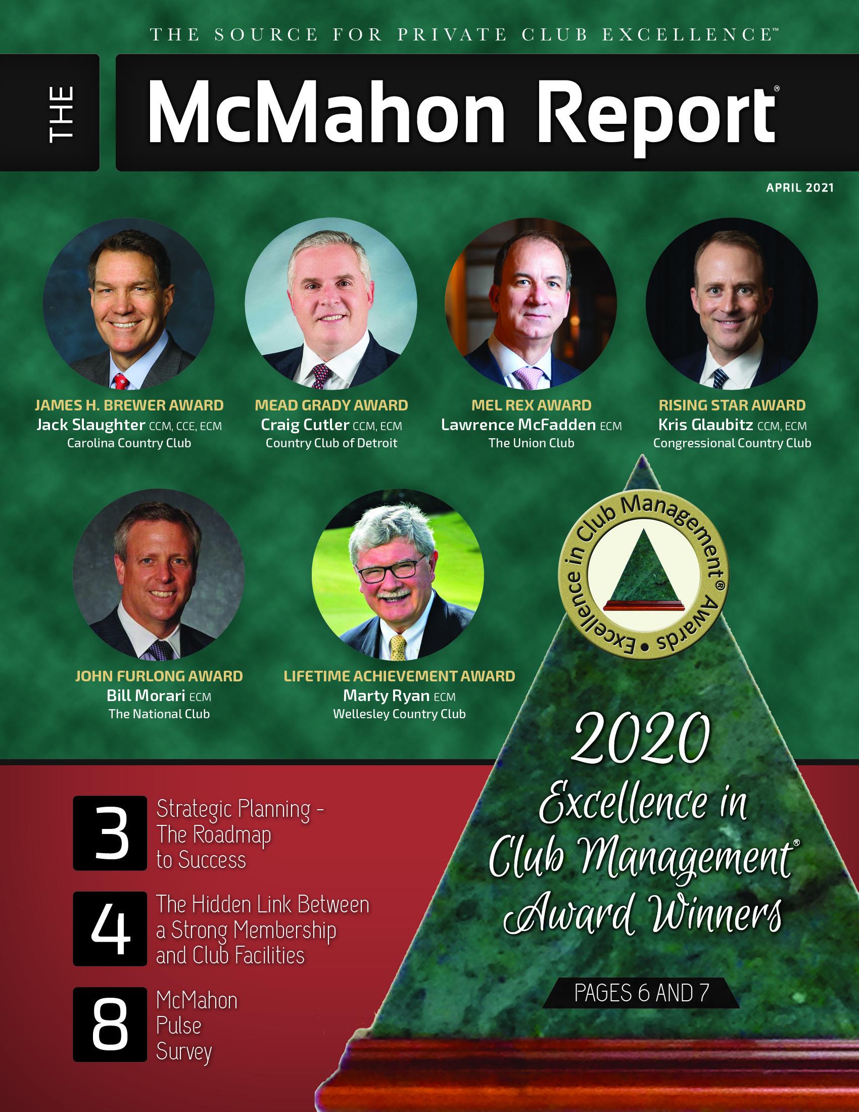McMahon Report April 2021