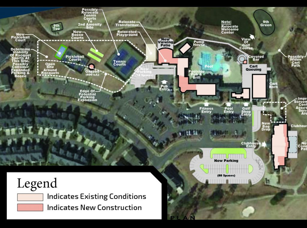 Conceptual Facility Planning