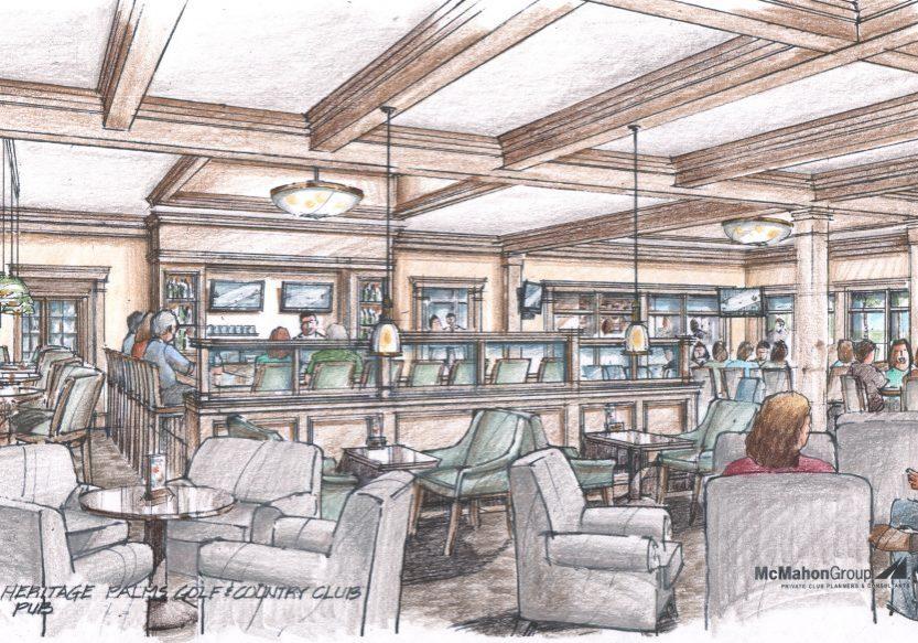 Heritage Palms Pub