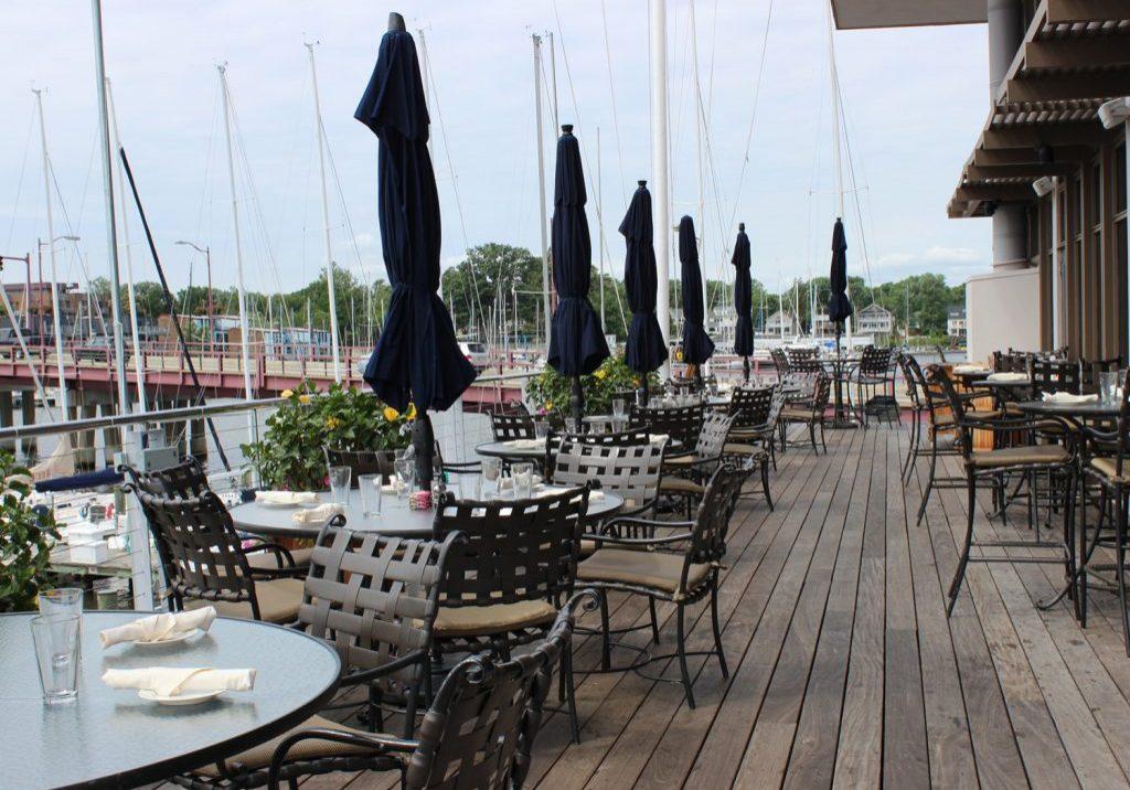 Annapolis YC deck